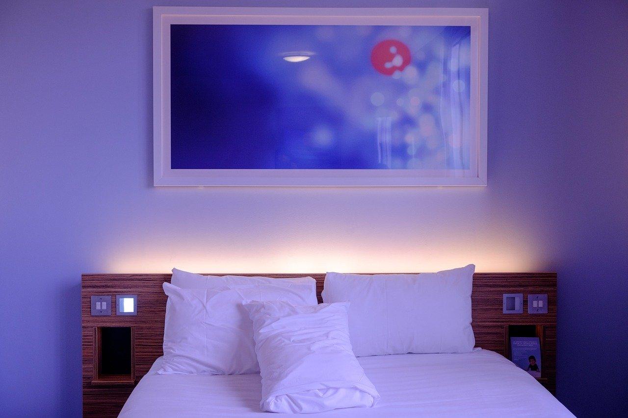 雰囲気のいいホテル