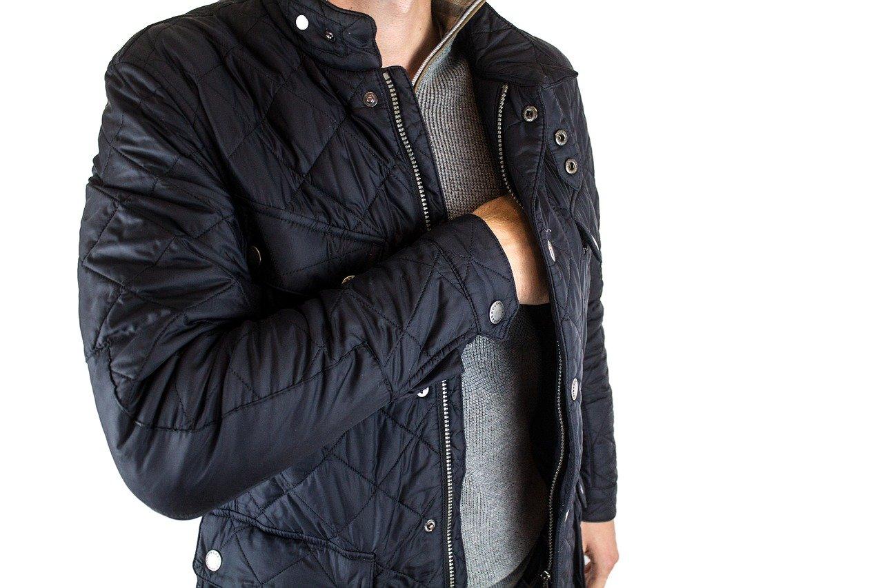 ジャケットのポケット