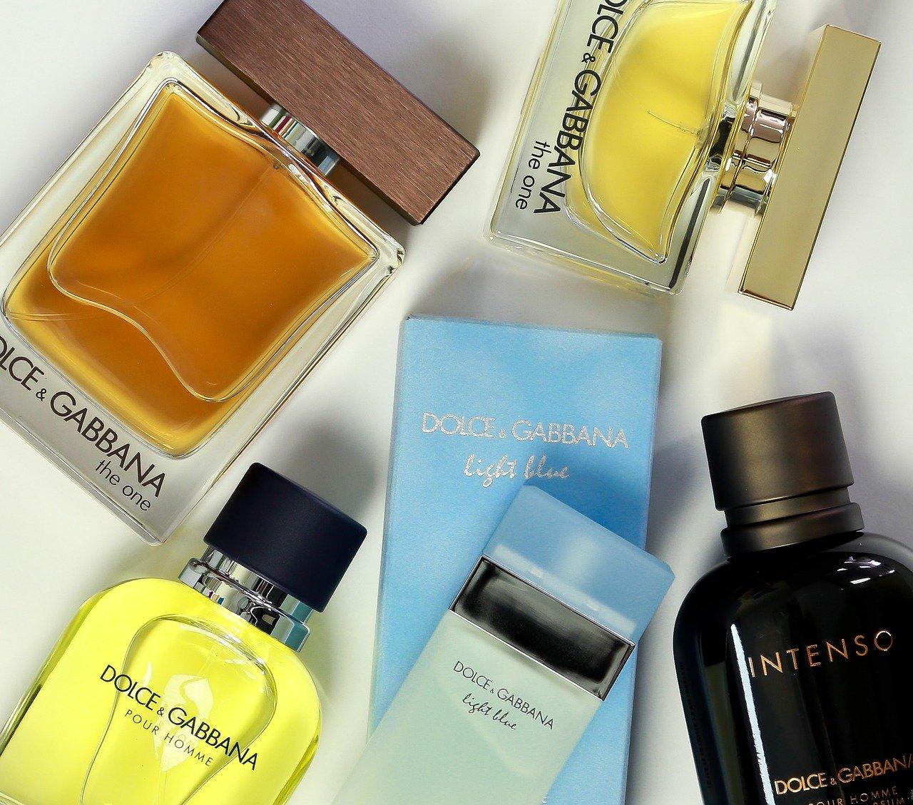 男性の香水