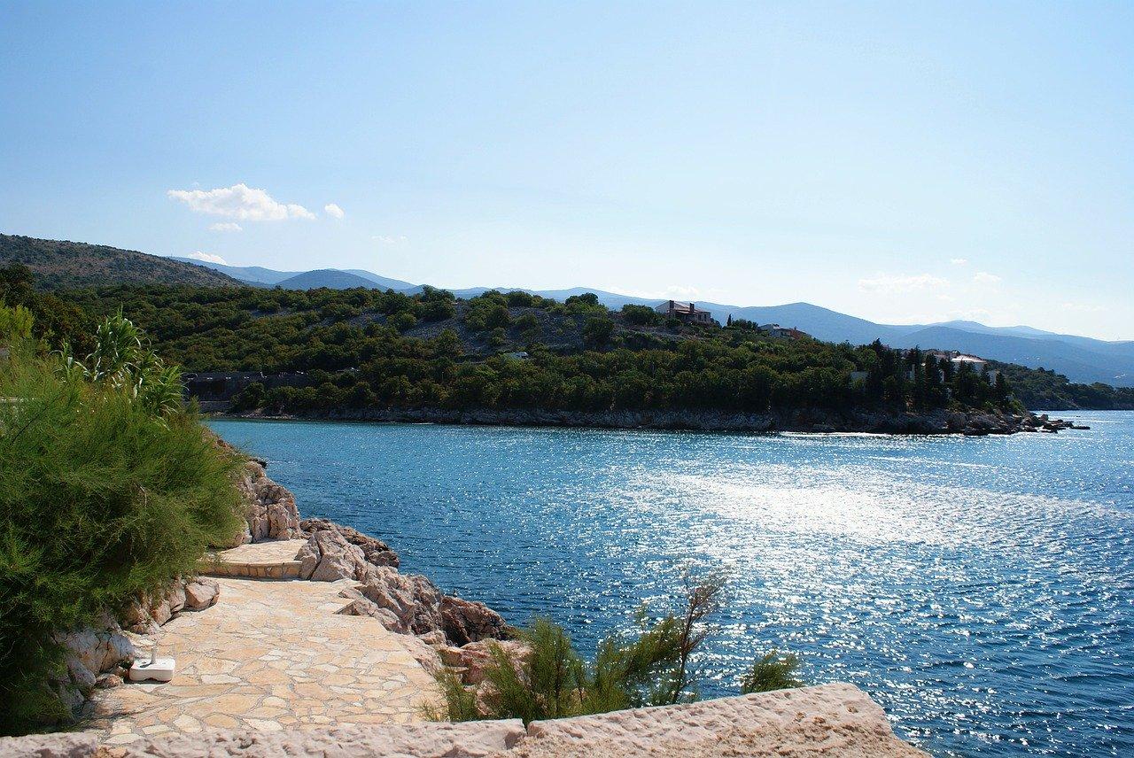 クロアチアの景色