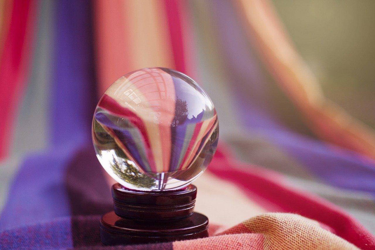 占いの水晶