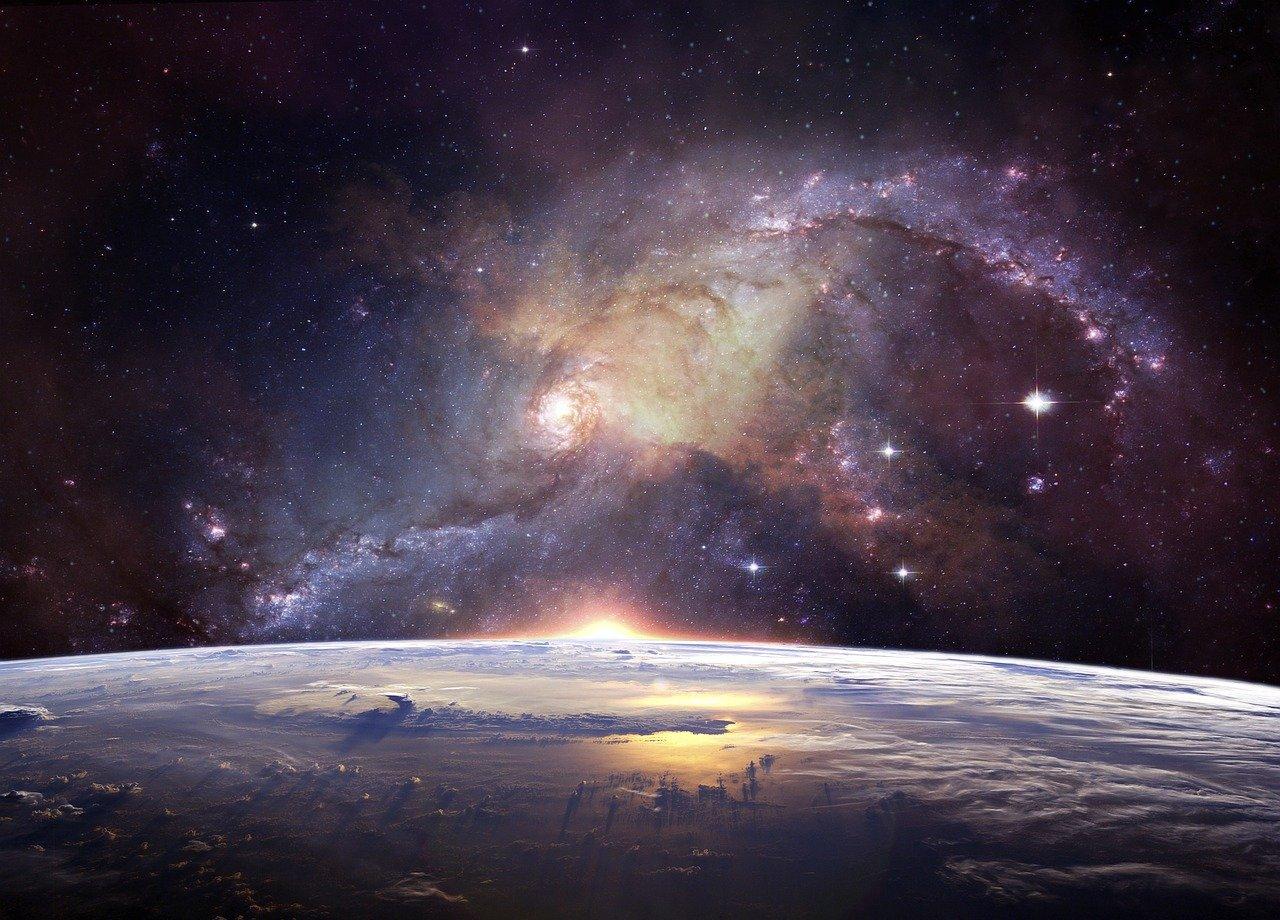 広大な宇宙